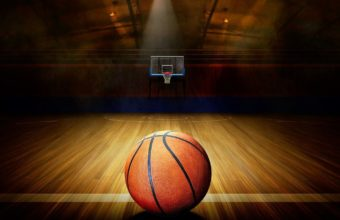 Basketball Court Wallpaper 07 1600x900 340x220