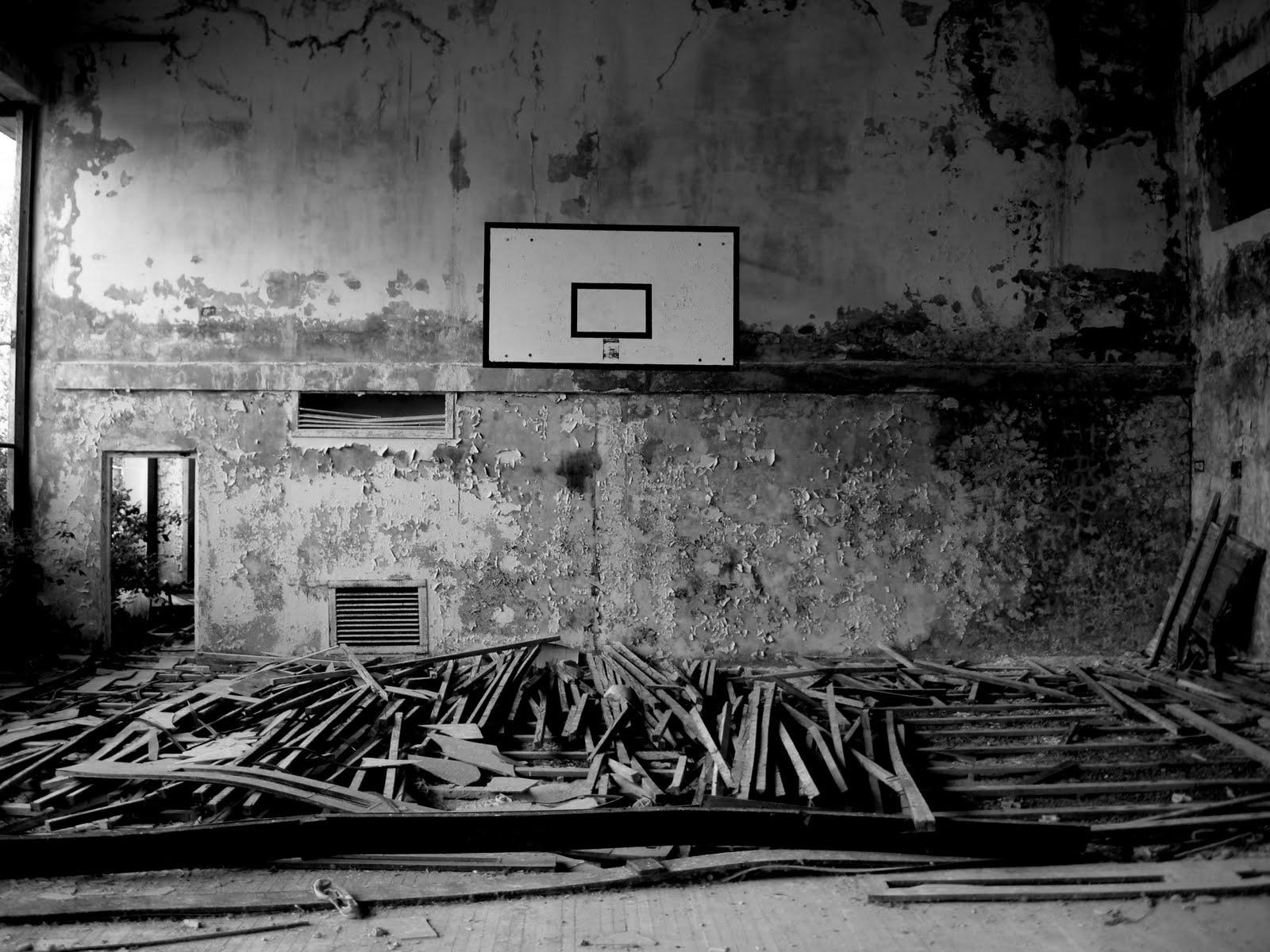 Basketball Court Wallpaper 11