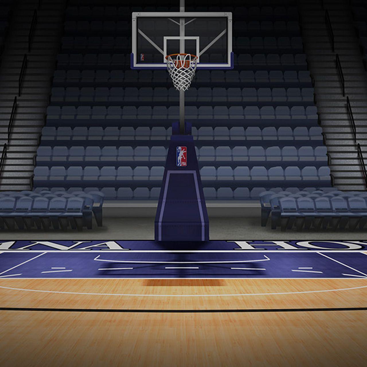 Basketball Court Wallpapers Hd