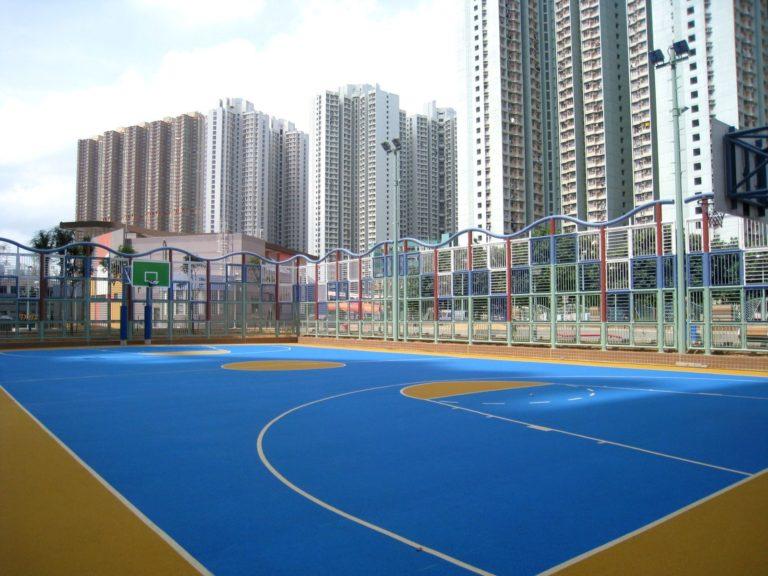 Basketball Court Wallpaper 23 1600x1200 768x576
