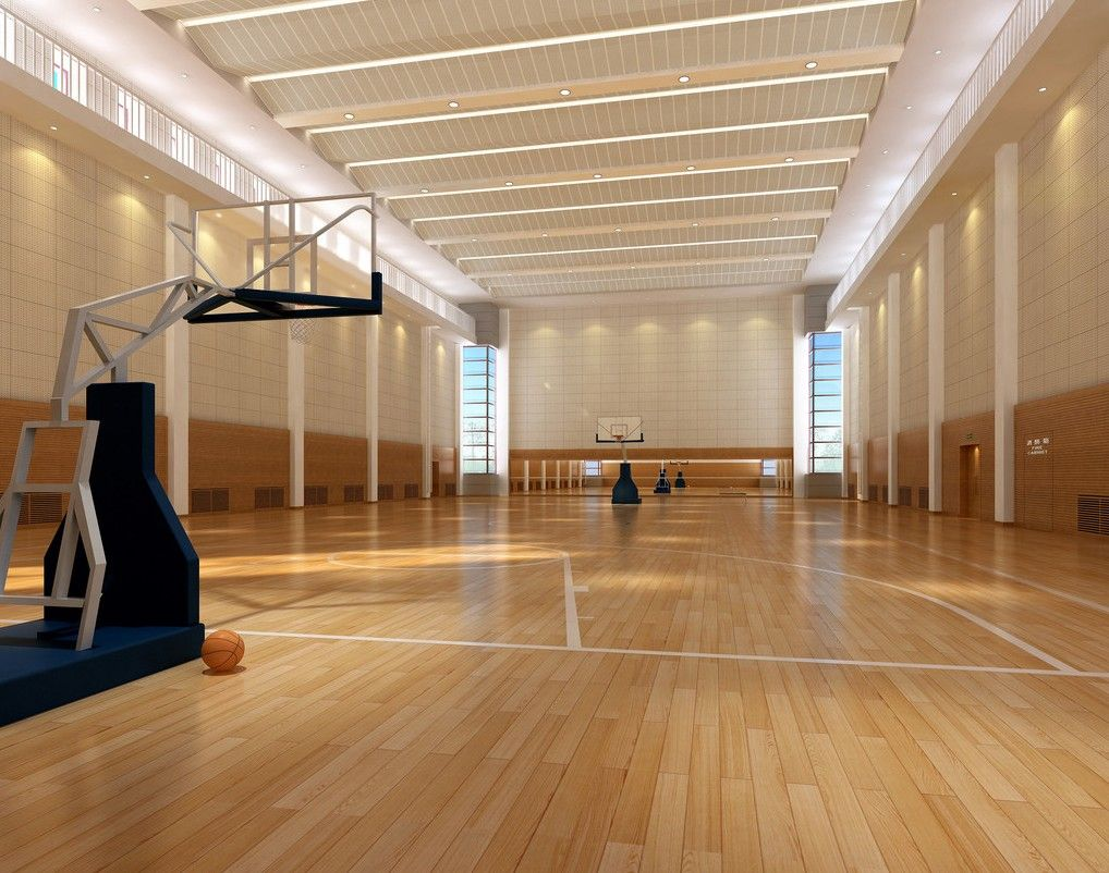 Basketball Court Wallpaper 28 1018x802