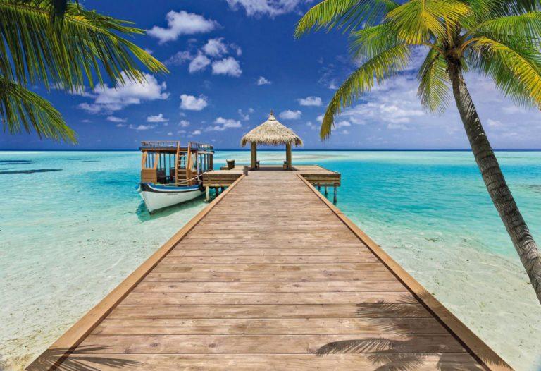 Beach Resort Wallpaper 03 1650x1130 768x526