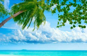 Beach Resort Wallpaper 04 1280x960 340x220