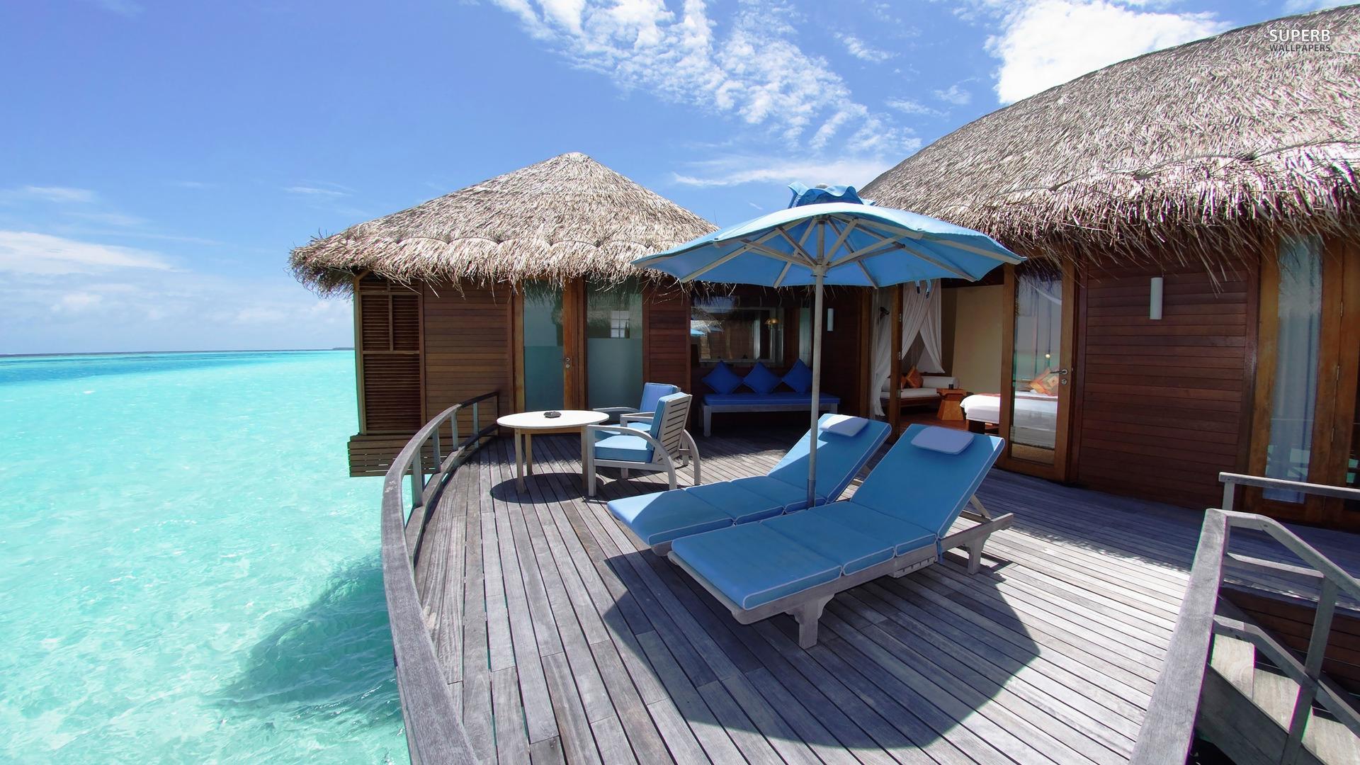 пляжный курорт загрузить