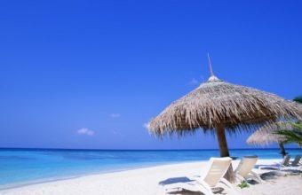 Beach Resort Wallpaper 26 1080x607 340x220