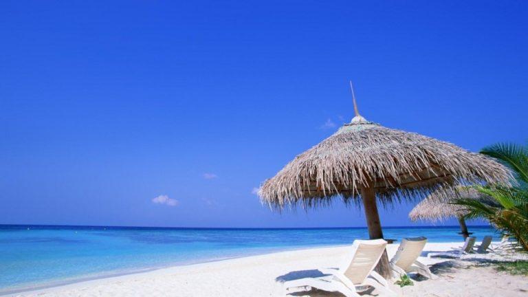 Beach Resort Wallpaper 26 1080x607 768x432