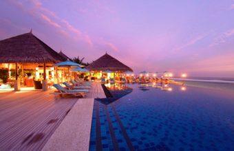 Beach Resort Wallpaper 27 3840x2160 340x220