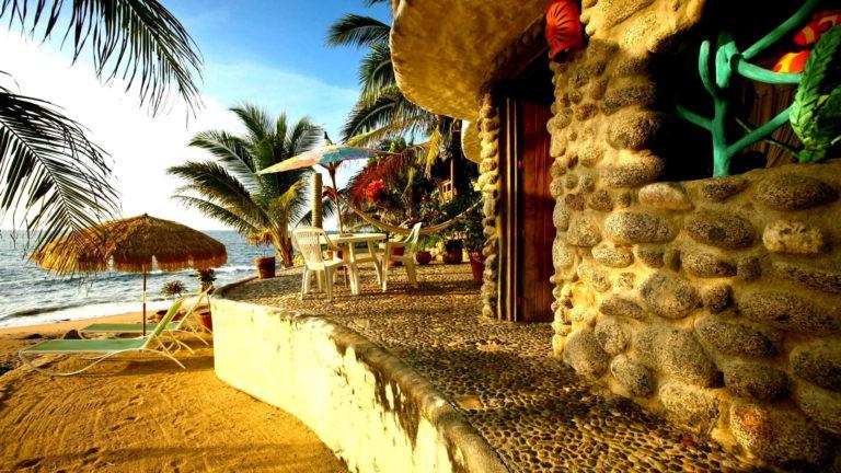 Beach Resort Wallpaper 32 1920x1080 768x432