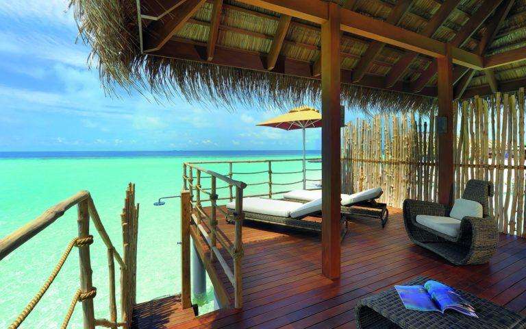 Beach Resort Wallpaper 55 2560x1600 768x480
