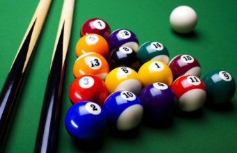 Billiards Wallpaper 02 1600x1000 340x220