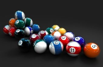 Billiards Wallpaper 08 1600x1200 340x220