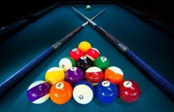 Billiards Wallpaper 09 1920x1200 340x220