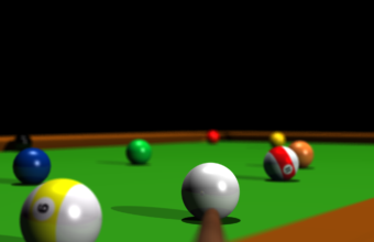 Billiards Wallpaper 24 1024x768 340x220