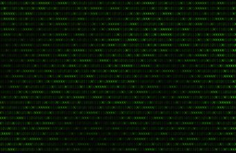 Binary Code Wallpaper 02 1680x1050 340x220