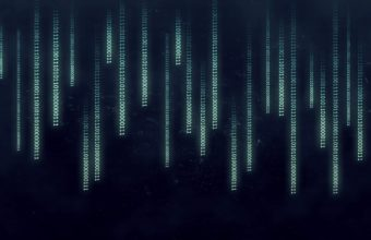 Binary Code Wallpaper 04 1920x1200 340x220