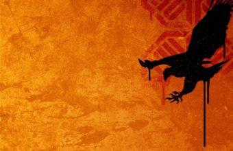 Black And Orange Wallpaper 05 1024x768 340x220