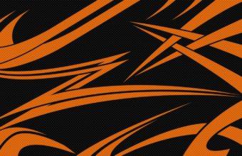 Black And Orange Wallpaper 07 1440x900 340x220