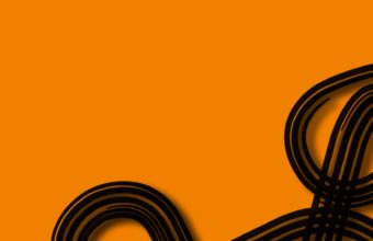 Black And Orange Wallpaper 11 1920x1080 340x220