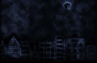 Black Moon Wallpaper 26 1680x1050 340x220