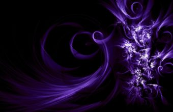 Black Purple Wallpaper 04 3840x2400 340x220