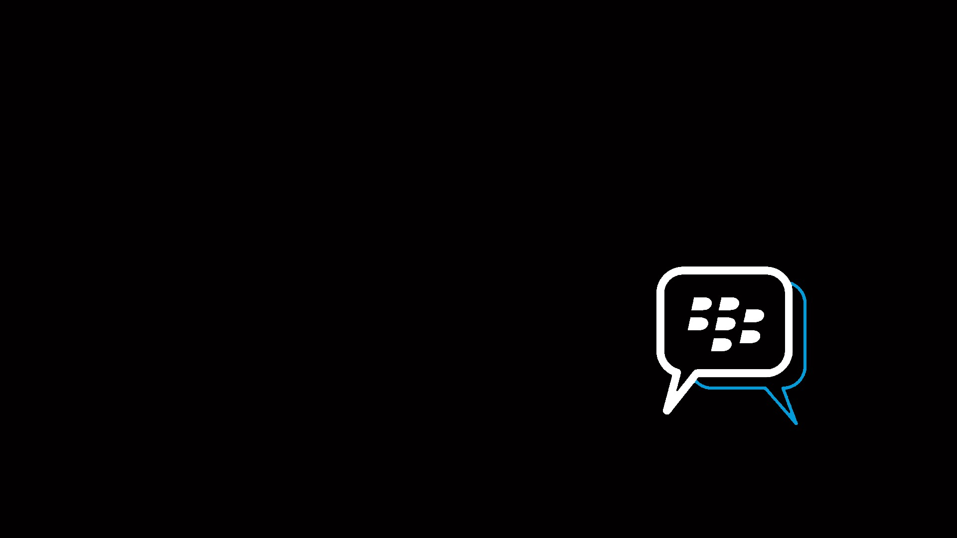Blackberry logo wallpaper 07 1920x1080 voltagebd Images
