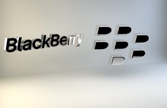 BlackBerry Logo Wallpaper 08 1440x900 340x220
