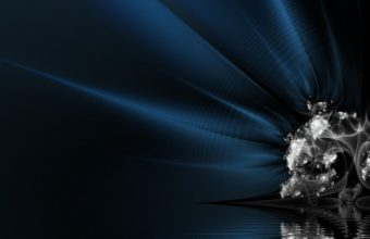 Blue And Black Wallpaper 12 1024x768 340x220