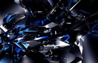 Blue And Black Wallpaper 45 2560x1600 340x220