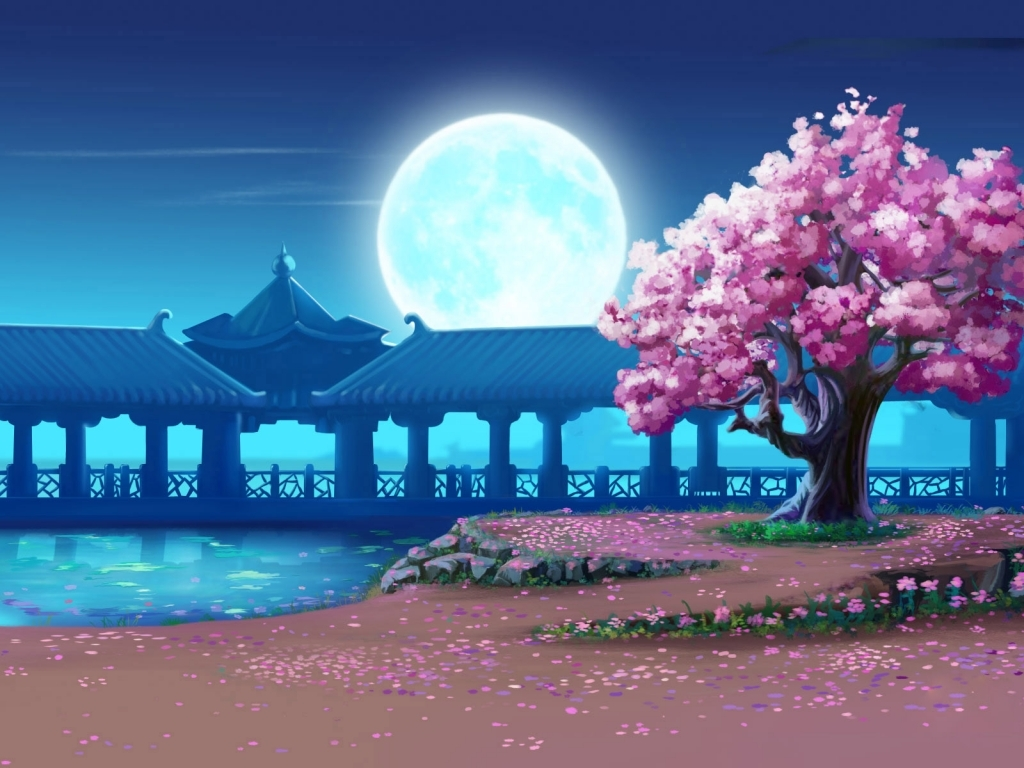Cherry Blossom Tree Wallpapers Hd
