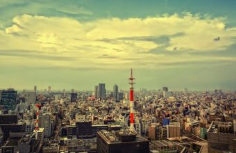 City Skyline Wallpaper 02 1920x1080 340x220