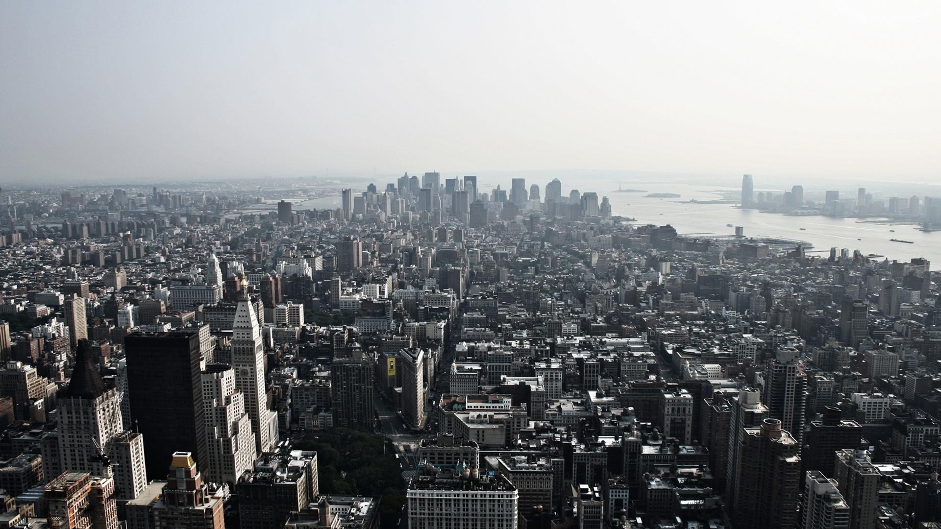 City Skyline Wallpaper 03