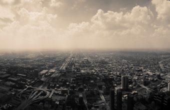 City Skyline Wallpaper 11 1920x1080 340x220