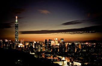 City Skyline Wallpaper 12 1280x800 340x220