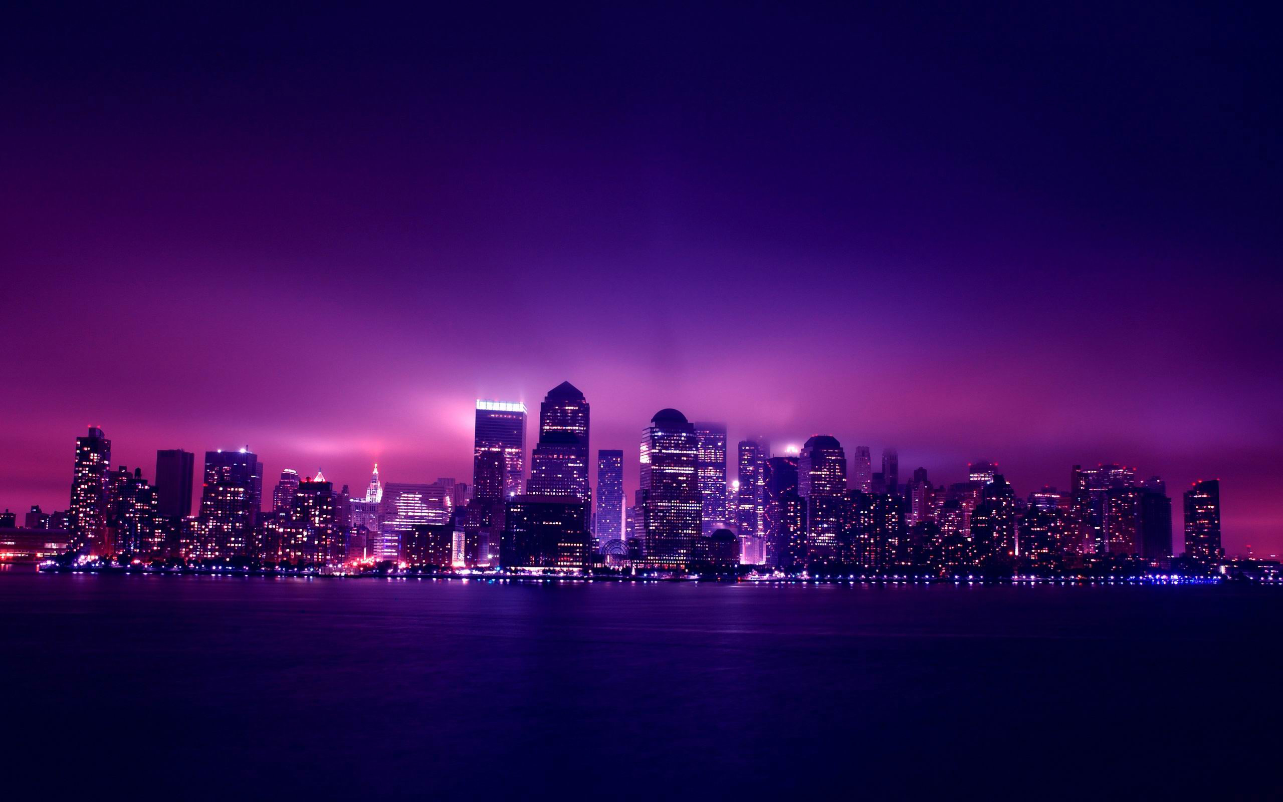 City Skyline Wallpaper 17