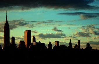 City Skyline Wallpaper 26 2560x1440 340x220