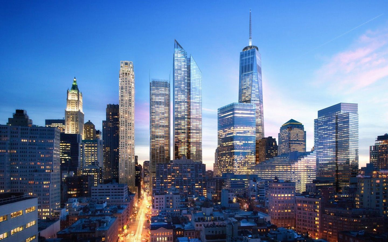 city skyline wallpaper 33 1440x900