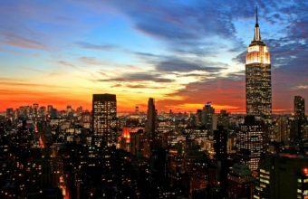 City Skyline Wallpaper 36 1920x1080 340x220