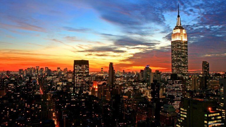 new york skyline tumblr