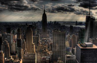 City Skyline Wallpaper 37 3107x2072 340x220
