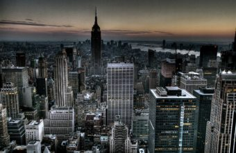 City Skyline Wallpaper 43 2543x1693 340x220