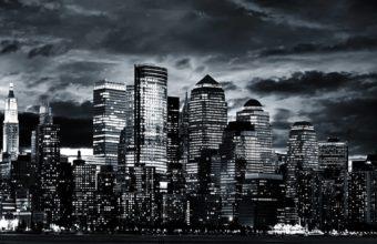City Skyline Wallpaper 44 960x854 340x220