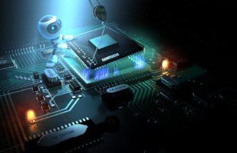 Computer Tech Wallpaper 01 1680x1050 340x220
