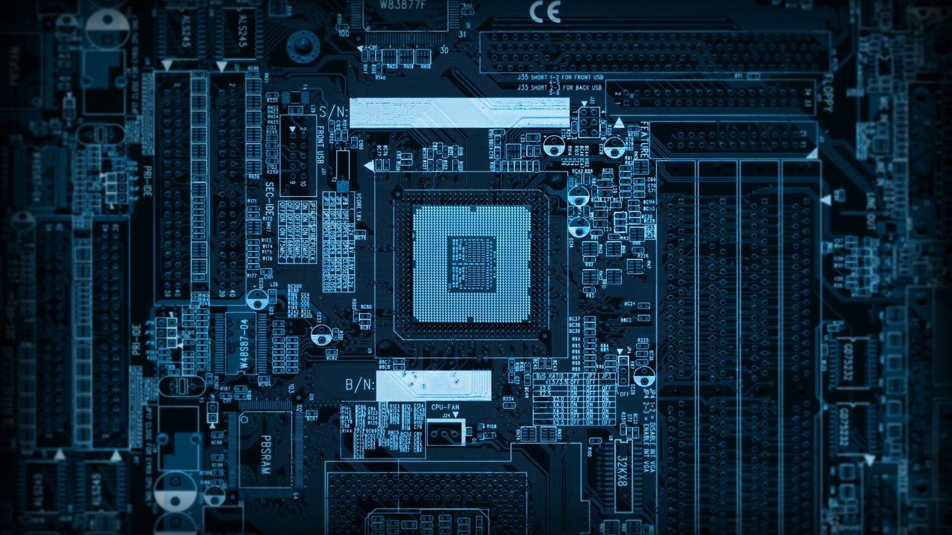 computer tech wallpaper 05 - [1920x1080]