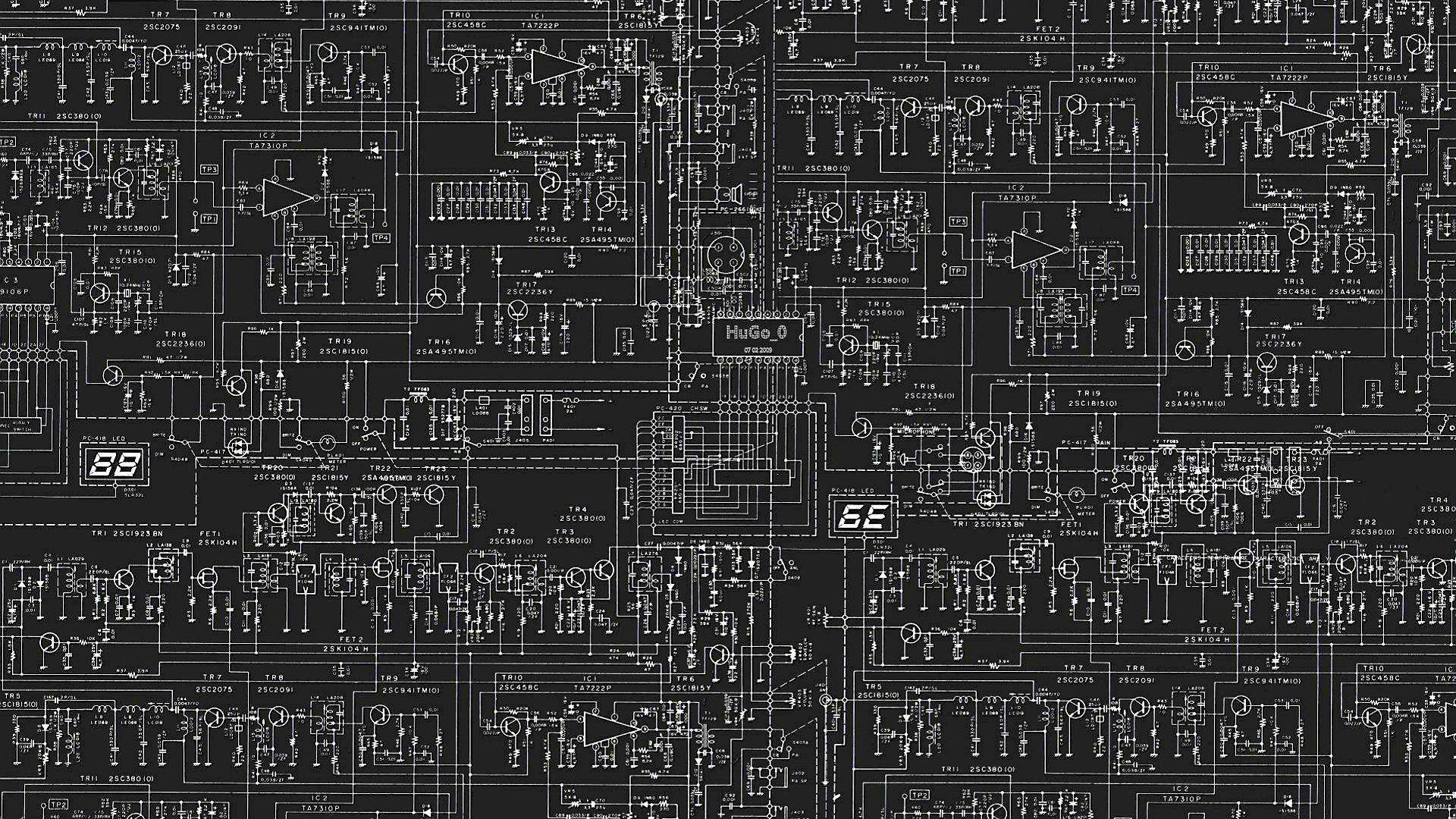 Computer Tech Wallpaper 22 1920x1080