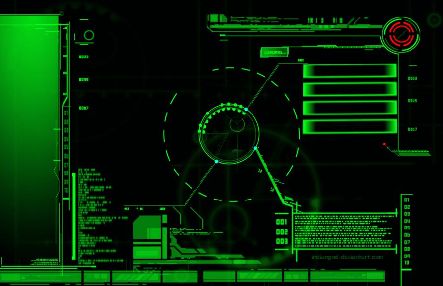 Technology Background Laptop: Computer Tech Wallpaper 33