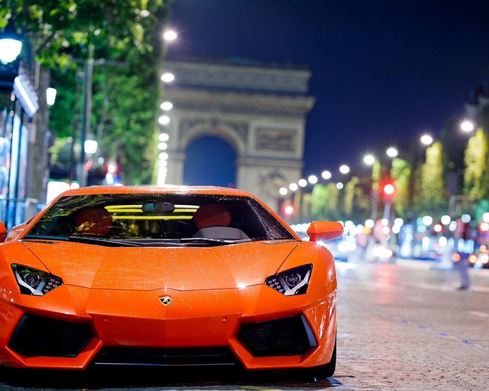 Popular Wallpaper Night Lamborghini - Lamborghini-Aventador-Night-Shot-Wallpaper-1600x1280  Pic-467360.jpg