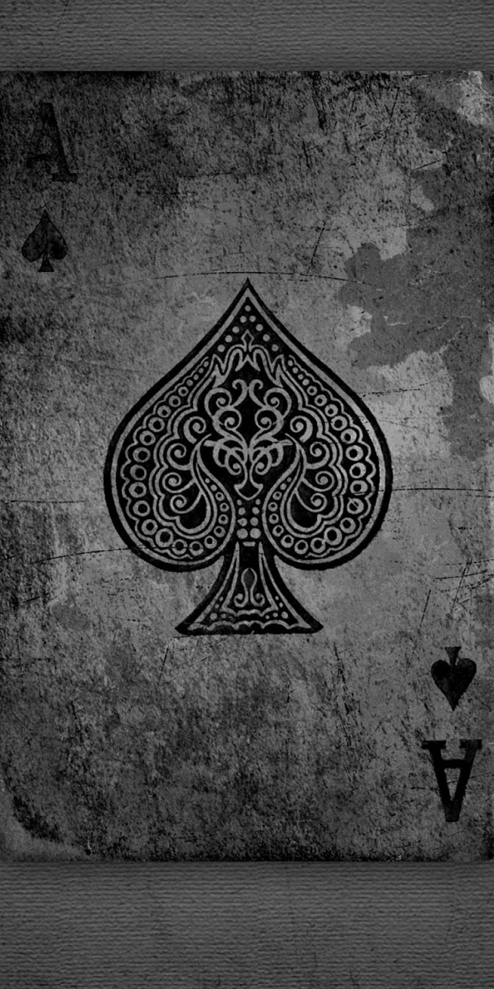 Ace Of Spades 720x1440