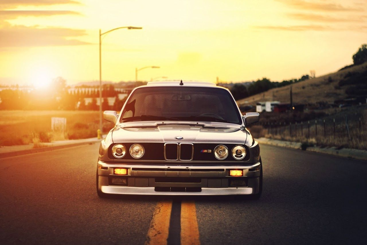 BMW E30 Wallpaper 01 - [1280x853]