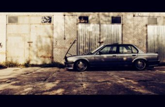 BMW E30 Desktop Wallpapers
