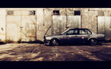 BMW E30 Desktop Wallpapers